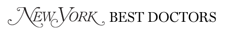 NY Magazine Best Doctors Logo