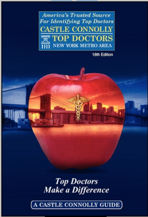 Dr. Sperling has been selected as a Castle Connolly Top Doctor 2015