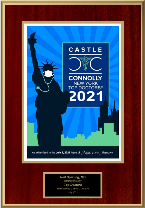 Castle Connolly Top Doctor 2021 2