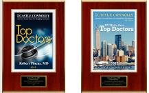 Robert-Pincus-Best Doctors Placque