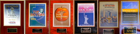 Neil Sperling best doctor award