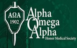Alpha Omega Alpha Honor Medical Society