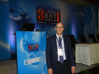 Dr. Neil Sperling India Conference
